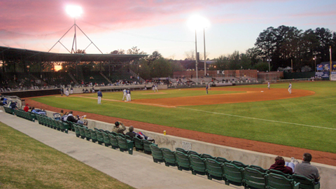 The Kinston Indians will relocate after their 25th season at Grainger Stadium.