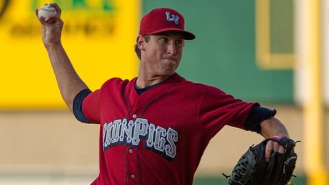 Lehigh Valley's Jonathan Pettibone is 2-0 with a 2.50 in three Triple-A starts.